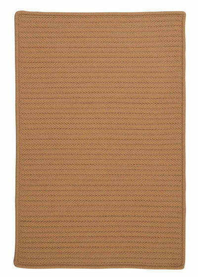 Simply Home Solid H187 Topaz Indoor/Outdoor Ultra Durable Rug by Colonial Mills