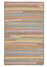 Olivera OV19 Dusty Shale Braided Rug by Colonial Mills