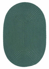 Boca Raton BR62 Myrtle Green Indoor/Outdoor Rug by Colonial Mills