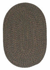 Hayward HY69 Olive Braided Wool Rug by Colonial Mills
