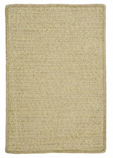 Simple Chenille M601 Sprout Green Kids Rug by Colonial Mills
