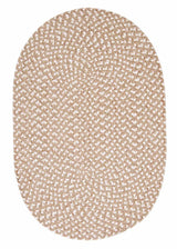 Confetti TI19 Natural Braided Kids Rug by Colonial Mills