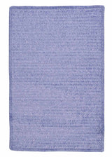 Simple Chenille M901 Amethyst Kids Rug by Colonial Mills