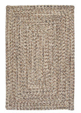 Corsica CC89 Storm Gray Indoor/Outdoor Rug by Colonial Mills