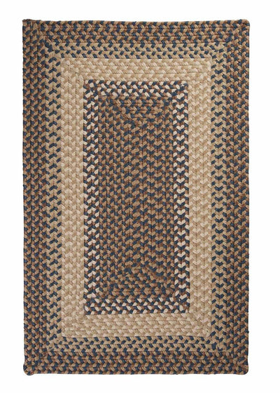 Tiburon TB09 Stone Blue Indoor/Outdoor Rug by Colonial Mills
