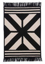 Sedona ED29 Black Modern Wool Rug by Colonial Mills