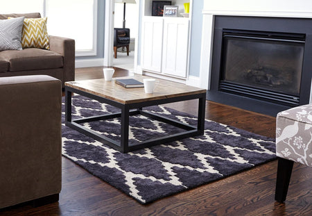 Ascent AMB0681 Gray, Beige, Natural  Modern Rug - Select Area Rugs