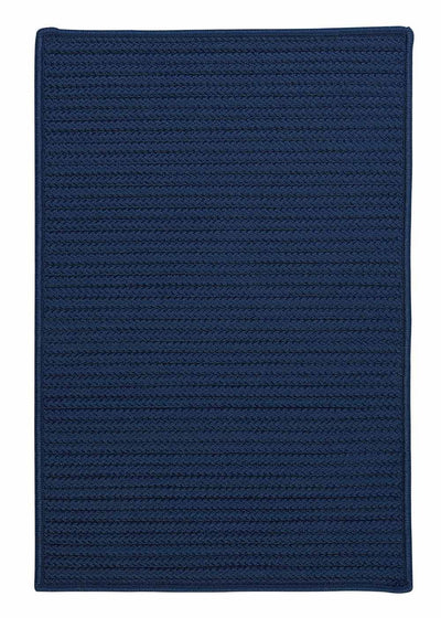 Simply Home Solid H074 Jasmine Indoor/Outdoor Ultra Durable Rug by Colonial Mills