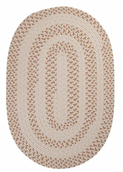 Elmwood EM89 Evergold Braided Wool Rug by Colonial Mills