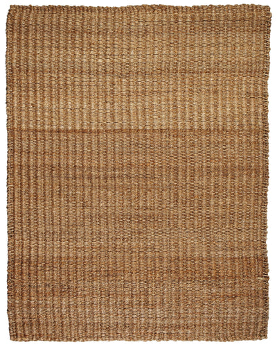 Handmade Jute & Hemp Rug | Natural Fiber Rug With A Chunky Weave