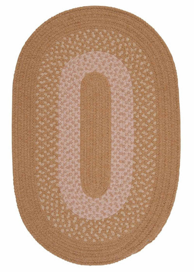 Jackson JK30 Evergold Braided Wool Rug by Colonial Mills