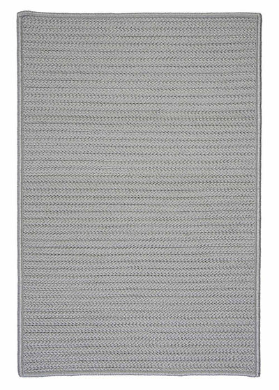 Simply Home Solid H077 Shadow Indoor/Outdoor Ultra Durable Rug by Colonial Mills