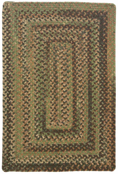 Gloucester GL68 Cabana Braided Wool Rug by Colonial Mills
