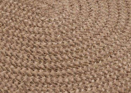 Softex Check CX18 Cafe Tostado Check Braided Rug by Colonial Mills - Rug