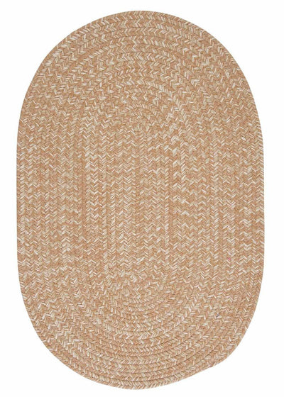Tremont TE89 Evergold Braided Wool Rug by Colonial Mills