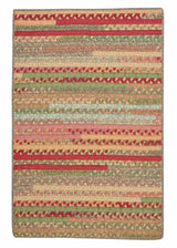 Olivera OV69 Light Parsley Braided Rug by Colonial Mills
