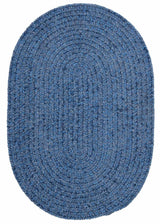 Spring Meadow S501 Petal Blue Kids Rug by Colonial Mills