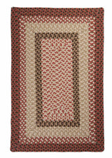 Tiburon TB79 Rusted Rose Indoor/Outdoor Rug by Colonial Mills