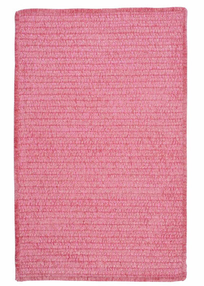 Simple Chenille M701 Silken Rose Kids Rug by Colonial Mills