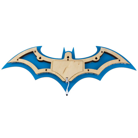 Batman Logo Mirror With Remote Control LED Back light - Select Area Rugs