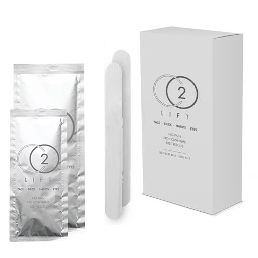 CO2LIFT Treatment Mask: Single Pack