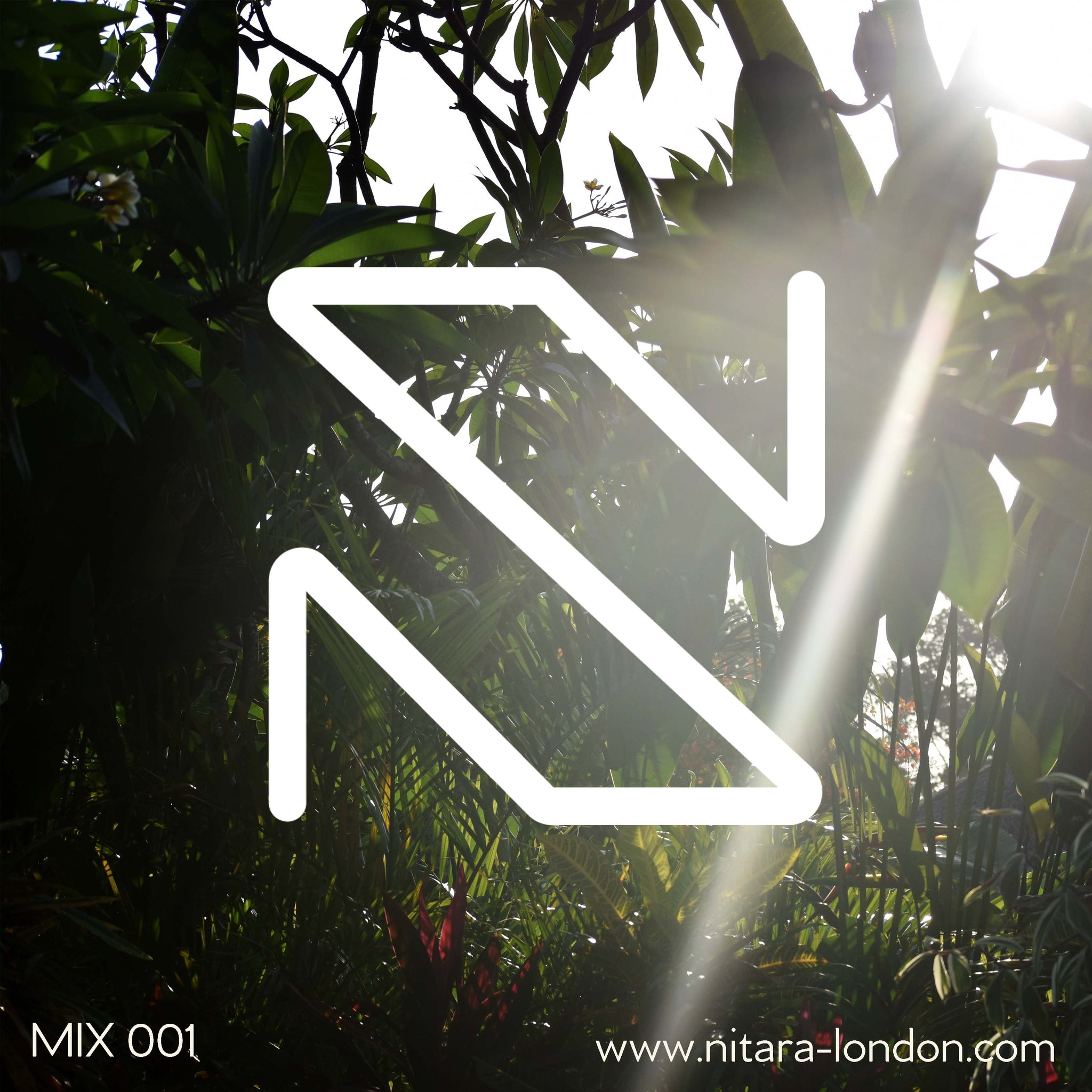 MIX 001 - Melodic chill beats to move to