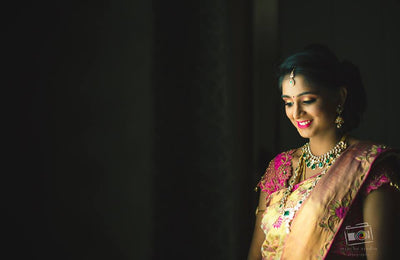 The Treasured Bride -  Achala & Kiran