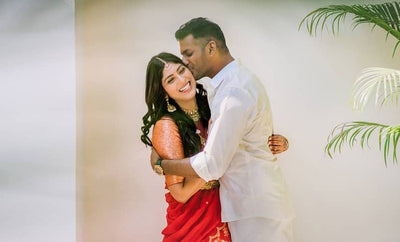 The Engagement of Kollywood Actor Vishal And His Lady Love Anisha!