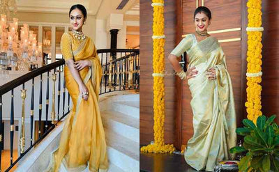 Preetha Hari & her gorgeous saree looks!