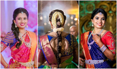 Ravishing Brides Flaunting The Most Exquisite Blouses!