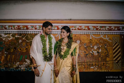 "Tasteful TamBram X Mallu wedding of a ""made for each other"" couple!"