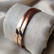 Plain Gold Covering Bangles