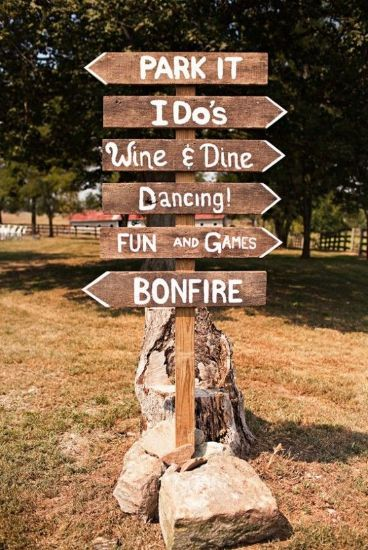 Welcome sign #4 rustic-chic-wood-wedding-signs