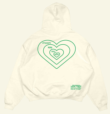 The Great Commandment Hoodie
