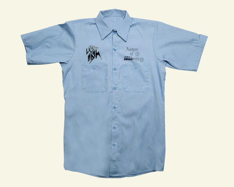 Nature of Eternity Work Shirt S/S