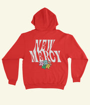 New Mercy Hoodie (Red)