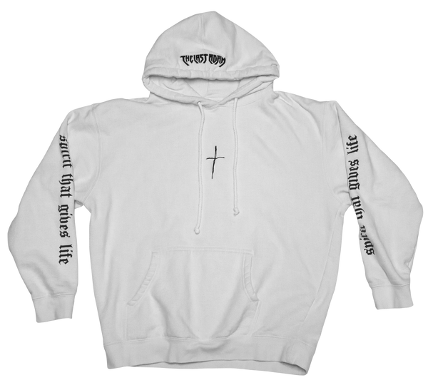 SPIRIT THAT GIVES LIFE HOODIE