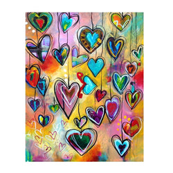 Hanging Hearts - Dreamer Diamond Paint Kit
