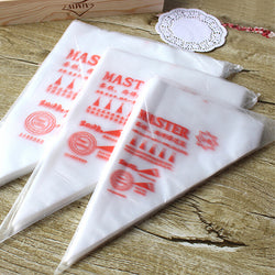 100PCS Disposable Piping Bags