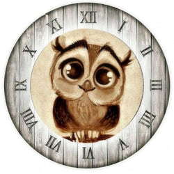 Owl O'Clock - Dreamer Diamond Paint Kit
