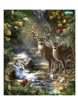 Buck Wild - Dreamer Diamond Paint Kit