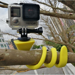 Banana Pod Flexible Tripod Mount