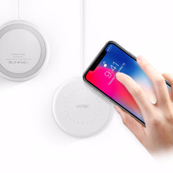 Mini Wireless Charger Pad For iPhone/Samsung