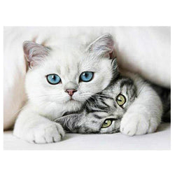 Cat Besties - Dreamer Diamond Paint Kit