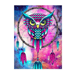 Owl Catcher - Dreamer Diamond Paint Kit