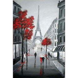 Paris Love - Dreamer Diamond Paint Kit