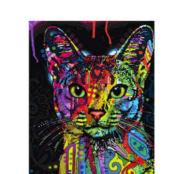 Hippie Cat - Dreamer Diamond Paint Kit