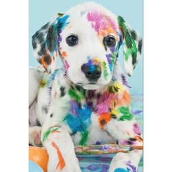 Painting Pup - Dreamer Diamond Paint Kit