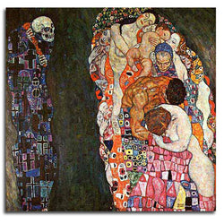 Group Therapy - Dreamer Diamond Paint Kit (Gustav Klimt Edition)