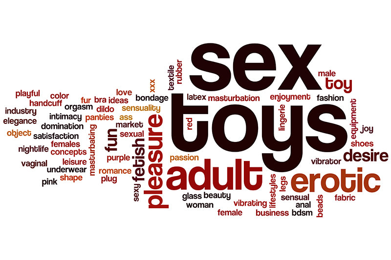 Sex Toys and Lubricants Workshop